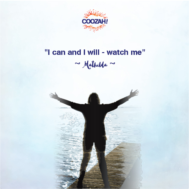 I can and I will - watch me!